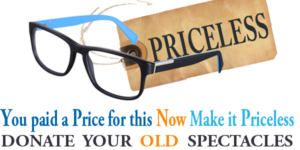 Old Spectacles Donation | Spectacles | Recycle Spectacles| Donate